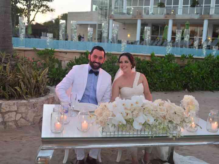 La boda de Marigaby y Memo