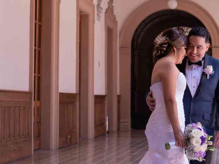 La boda de Tania y Luis