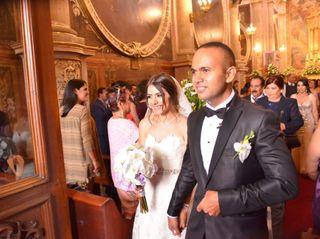 La boda de Edenis y  Jesús