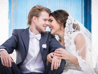 La boda de Gaby y Staffan