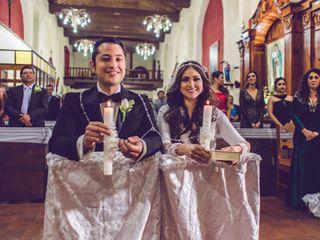 La boda de Dalia y Ivan