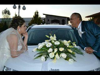 La boda de Ruth y Johady 1