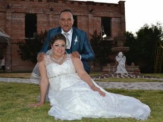 La boda de Ruth y Johady 2