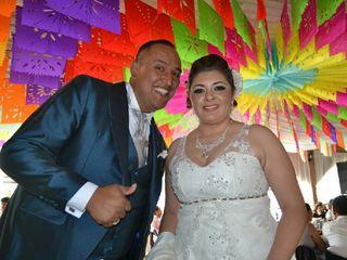 La boda de Ruth y Johady