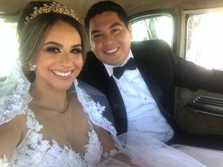 La boda de Reyna  y Daniel  2