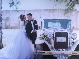 La boda de Reyna  y Daniel  1