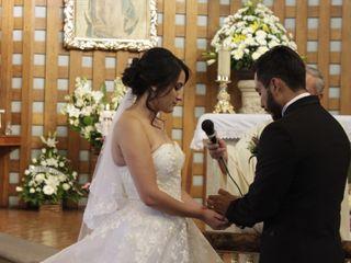 La boda de Fabiola y Juan Carlos