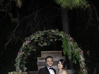 La boda de Fabiola y Juan Carlos 3