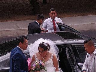 La boda de Judith y Esaú 2