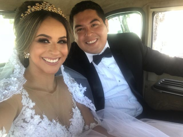 La boda de Reyna  y Daniel