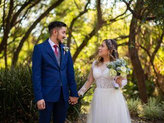 La boda de Paty y Orlando