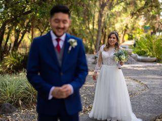La boda de Paty y Orlando 2