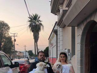 La boda de Grace y Luis 3