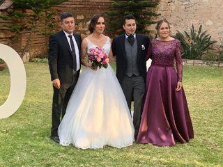 La boda de Estefania y Atanacio