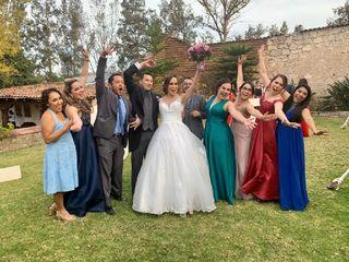 La boda de Estefania y Atanacio 2