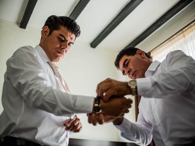 La boda de Sergio y Nancy en Querétaro, Querétaro 9