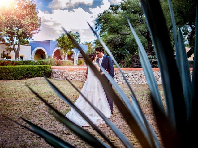 La boda de Sergio y Nancy en Querétaro, Querétaro 1