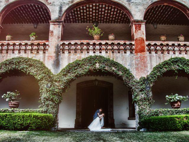 La boda de Sergio y Nancy en Querétaro, Querétaro 12