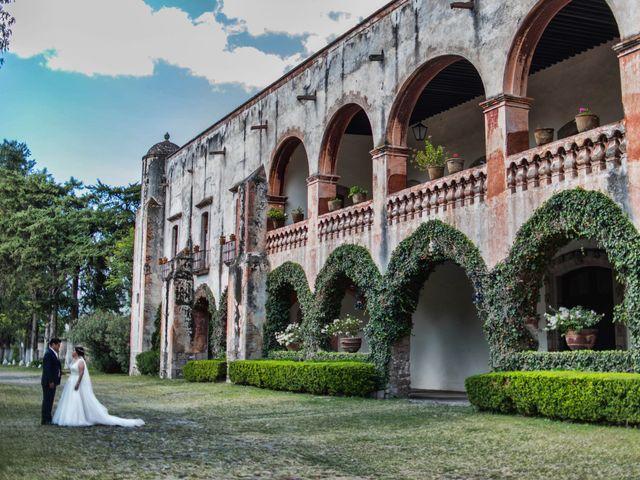 La boda de Sergio y Nancy en Querétaro, Querétaro 2