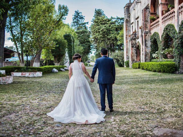 La boda de Sergio y Nancy en Querétaro, Querétaro 13