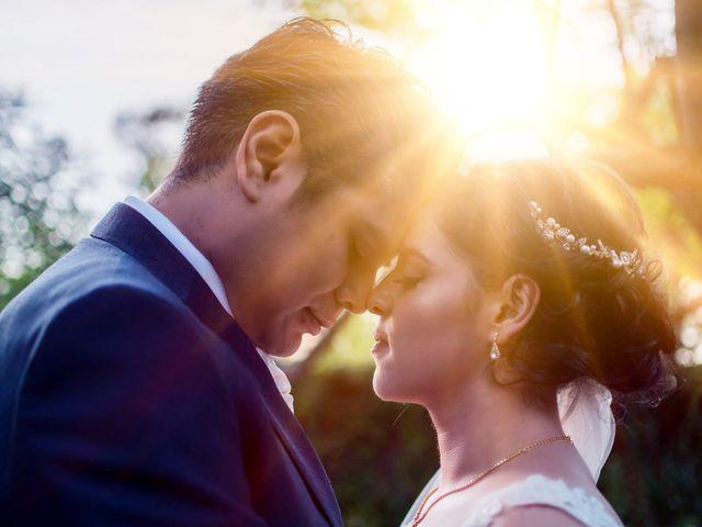 La boda de Sergio y Nancy en Querétaro, Querétaro 14