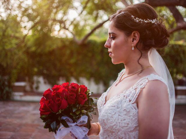 La boda de Sergio y Nancy en Querétaro, Querétaro 15