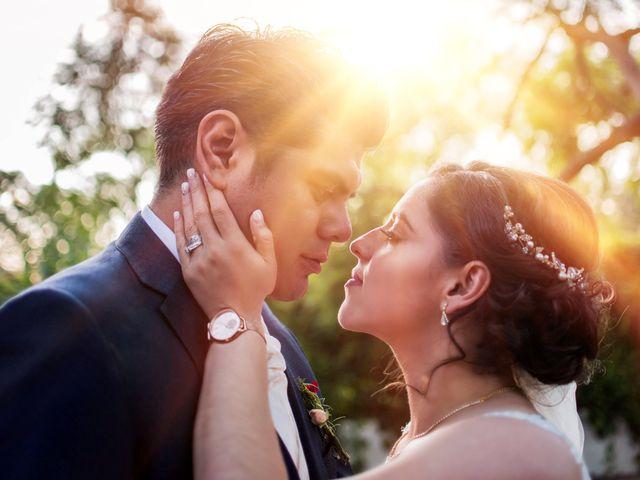 La boda de Sergio y Nancy en Querétaro, Querétaro 16