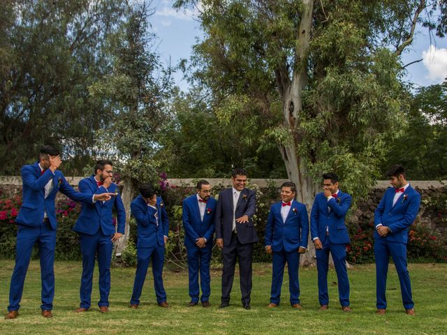 La boda de Sergio y Nancy en Querétaro, Querétaro 18