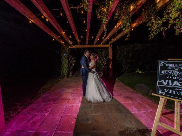 La boda de Sergio y Nancy en Querétaro, Querétaro 32