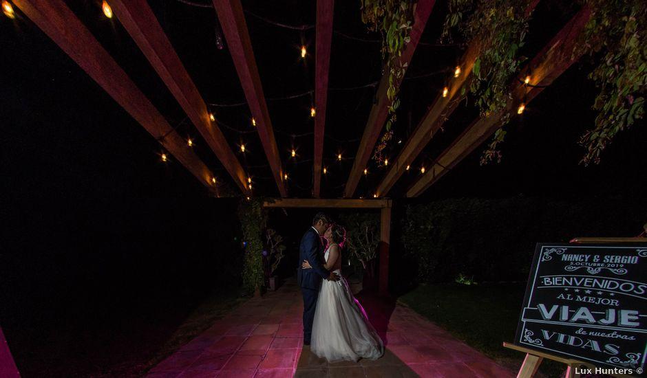 La boda de Sergio y Nancy en Querétaro, Querétaro
