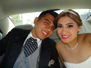 La boda de Cintya y Marcos