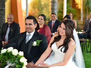 La boda de LLuvia y Christian 1