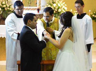 La boda de LLuvia y Christian 3