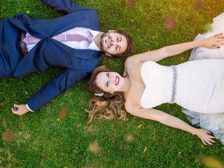 La boda de Carmen y Rafa