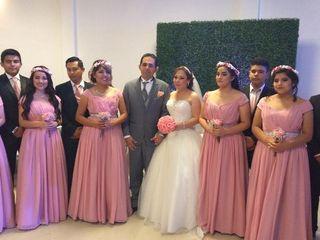 La boda de Lizbeth y Juan Carlos 1