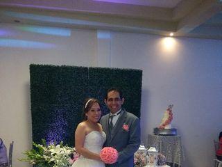 La boda de Lizbeth y Juan Carlos 2