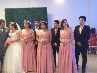La boda de Lizbeth y Juan Carlos 3