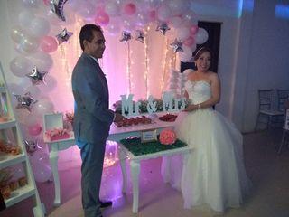 La boda de Lizbeth y Juan Carlos