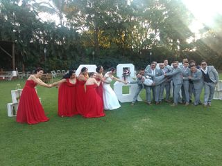 La boda de Mauricio y Circe 1