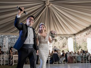 La boda de Nancy y Omar