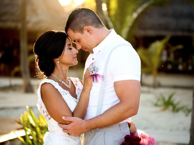 La boda de Fernanda y Denis