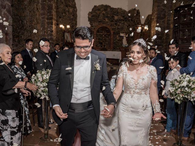La boda de Omar y Nancy en Huasca de Ocampo, Hidalgo 1