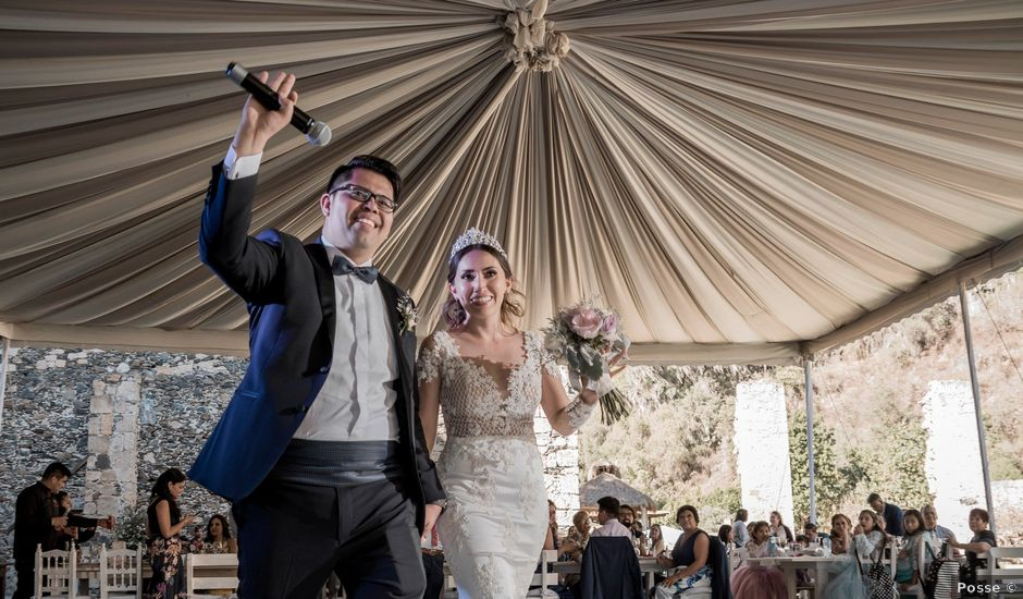 La boda de Omar y Nancy en Huasca de Ocampo, Hidalgo
