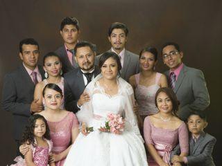 La boda de Yadira y Yamil 1