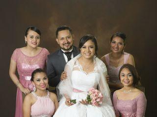 La boda de Yadira y Yamil 2