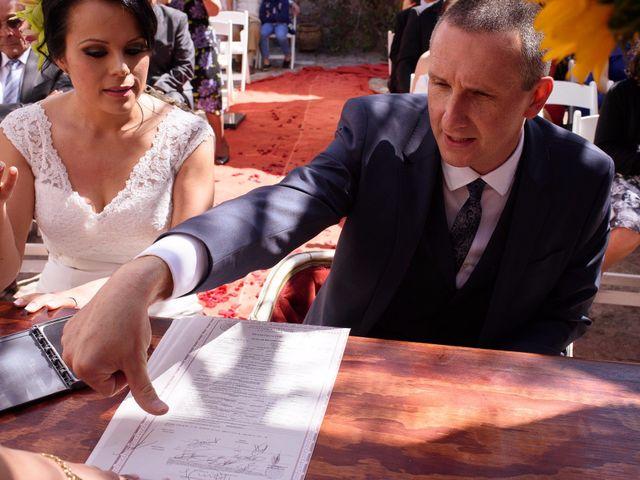 La boda de Maryfer y Greg