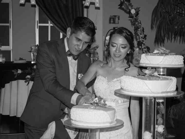 La boda de Ana y Alan