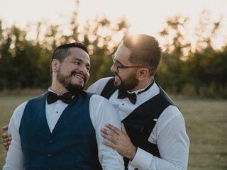 La boda de Kenneth  y Miguel  1