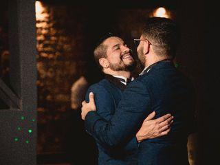La boda de Kenneth  y Miguel  2