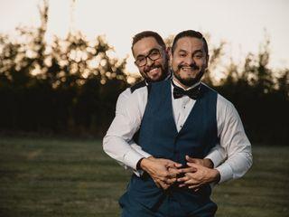 La boda de Kenneth  y Miguel